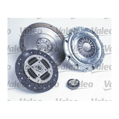 KIT DE EMBRAGUE + VOLANTE MOTOR VALEO 826317
